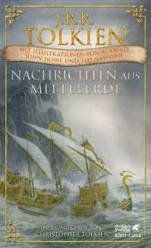 J. R. R. Tolkien: Nachrichten aus Mittelerde, Buch