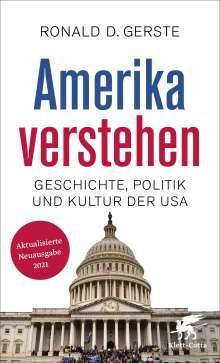 Ronald D. Gerste: Amerika verstehen, Buch