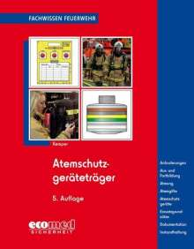 Hans Kemper: Atemschutzgeräteträger, Buch