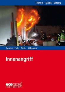 Ulrich Cimolino: Innenangriff, Buch