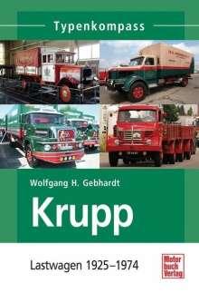 Wolfgang H. Gebhardt: Krupp, Buch