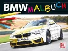 Martin Gollnick: BMW-Malbuch, Buch