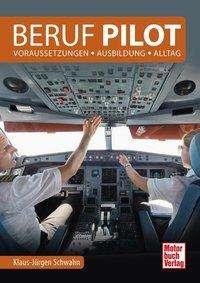 Klaus-Jürgen Schwahn: Beruf Pilot, Buch