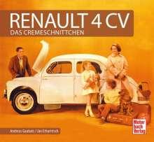 Andreas Gaubatz: Renault 4 CV, Buch