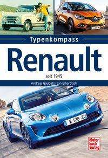 Andreas Gaubatz: Renault, Buch