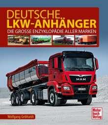 Wolfgang H. Gebhardt: Deutsche Lkw-Anhänger, Buch