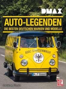 Joachim M. Köstnick: DMAX Auto-Legenden, Buch