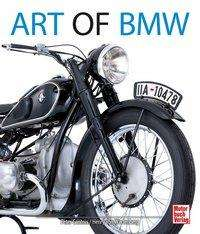 Peter Gantriis: Art of BMW, Buch