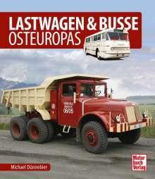 Michael Dünnebier: Lastwagen & Busse Osteuropas, Buch