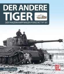 Michael Fröhlich: Der andere Tiger, Buch