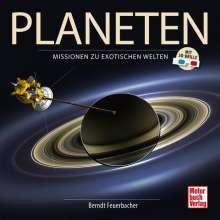 Berndt Feuerbacher: Planeten, Buch
