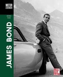 Siegfried Tesche: Motorlegenden - James Bond, Buch