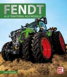 Peter Schneider: Fendt, Buch