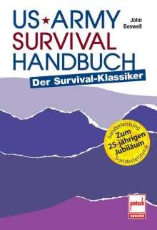 John Boswell: US Army Survival Handbuch, Buch