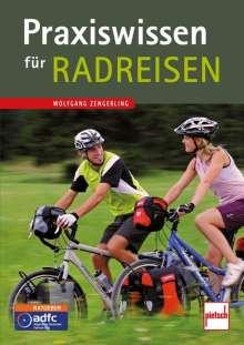 Wolfgang Zengerling: Praxiswissen für Radreisen, Buch