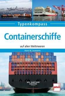 Horst W. Laumanns: Containerschiffe, Buch