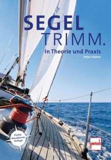 Peter Hahne: Segeltrimm., Buch