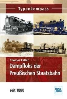 Thomas Estler: Dampfloks der Preußischen Staatsbahn seit 1880, Buch