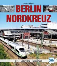 Bernd Kuhlmann: Berlin Nordkreuz, Buch