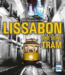 Sabine Weiß: Lissabon und seine Tram, Buch