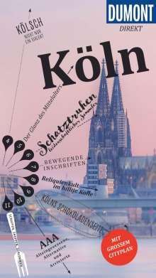 Marianne Bongartz: DuMont direkt Reiseführer Köln, Buch