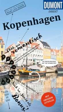 Hans Klüche: DuMont direkt Reiseführer Kopenhagen, Buch