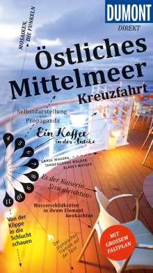 Lilly Nielitz-Hart: DuMont direkt Reiseführer Östliches Mittelmeer Kreuzfahrt, Buch