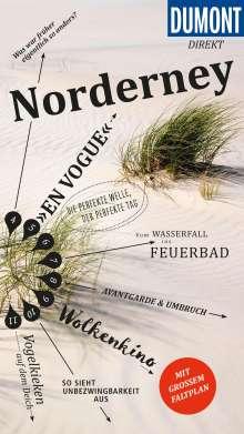 Claudia Banck: DuMont direkt Reiseführer Norderney, Buch
