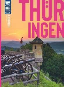 Oliver Gerhard: DuMont Bildatlas Thüringen, Buch