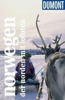 Michael Möbius: DuMont Reise-Taschenbuch Reiseführer Norwegen - Der Norden, Buch