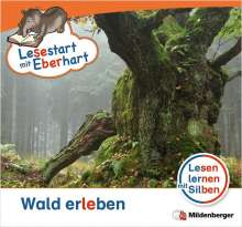 Stefanie Drecktrah: Lesestart mit Eberhart - Wald erleben, Buch