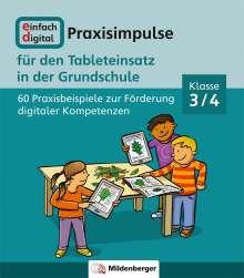 Melanie Angermann: Einfach digital - Praxisimpulse für den Tableteinsatz in der Grundschule, Buch