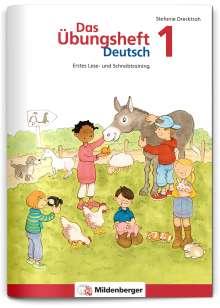 Stefanie Drecktrah: Das Übungsheft Deutsch 1, Buch