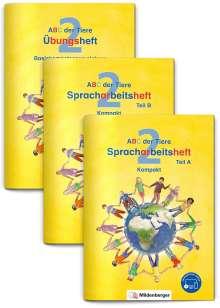 Klaus Kuhn: ABC der Tiere 2 - Spracharbeitsheft Kompakt, Buch