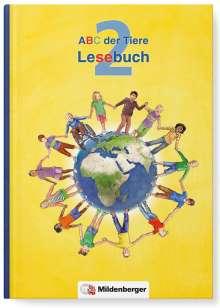 Kerstin Mrowka-Nienstedt: ABC der Tiere 2 - Lesebuch · Neubearbeitung, Buch