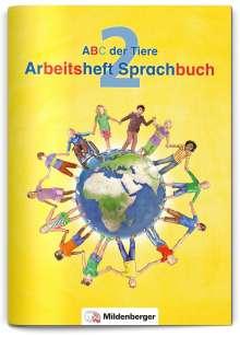 Klaus Kuhn: ABC der Tiere 2 - Arbeitsheft Sprachbuch · Neubearbeitung, Buch