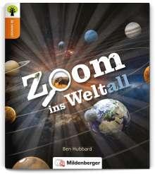 Ben Hubbard: Ja sowas! Zoom ins Weltall, Buch