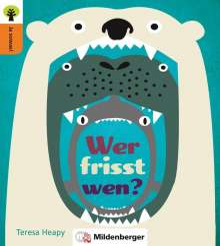 Teresa Heapy: Ja sowas! Wer frisst wen?, Buch