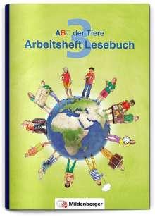 Klaus Kuhn: ABC der Tiere 3 - Arbeitsheft Lesebuch. Neubearbeitung, Buch