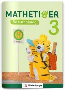 Thomas Laubis: Mathetiger Basistraining 3, Buch