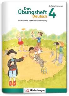 Stefanie Drecktrah: Das Übungsheft Deutsch 4, Buch