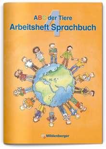 Klaus Kuhn: ABC der Tiere 4. Arbeitsheft zum Sprachbuch - Ausgabe Bayern, Buch