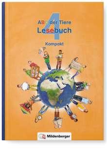 Klaus Kuhn: ABC der Tiere 4 - Lesebuch Kompakt, Buch