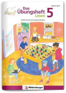 Sabine Stehr: Das Übungsheft Lesen 5, Buch