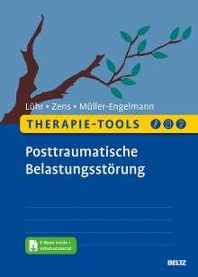 Kristina Lühr: Therapie-Tools Posttraumatische Belastungsstörung, 1 Buch und 1 Diverse