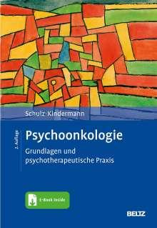 Frank Schulz-Kindermann: Psychoonkologie, 1 Buch und 1 Diverse