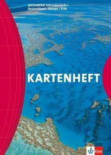 Alexander Kartenheft, Buch