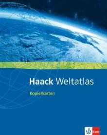 Haack Weltatlas, Kopierkarten, Buch