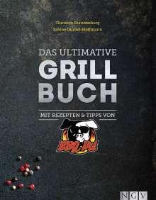 Thorsten Brandenburg: Das ultimative Grillbuch, Buch
