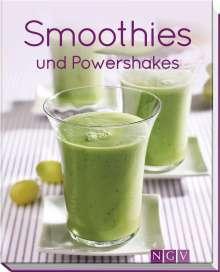 Smoothies & Powershakes, Buch